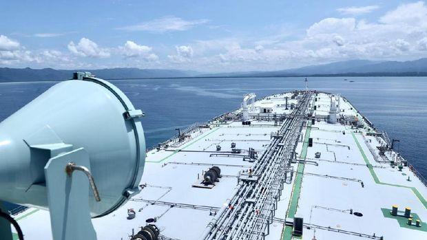 Tanker Pertamina Pride