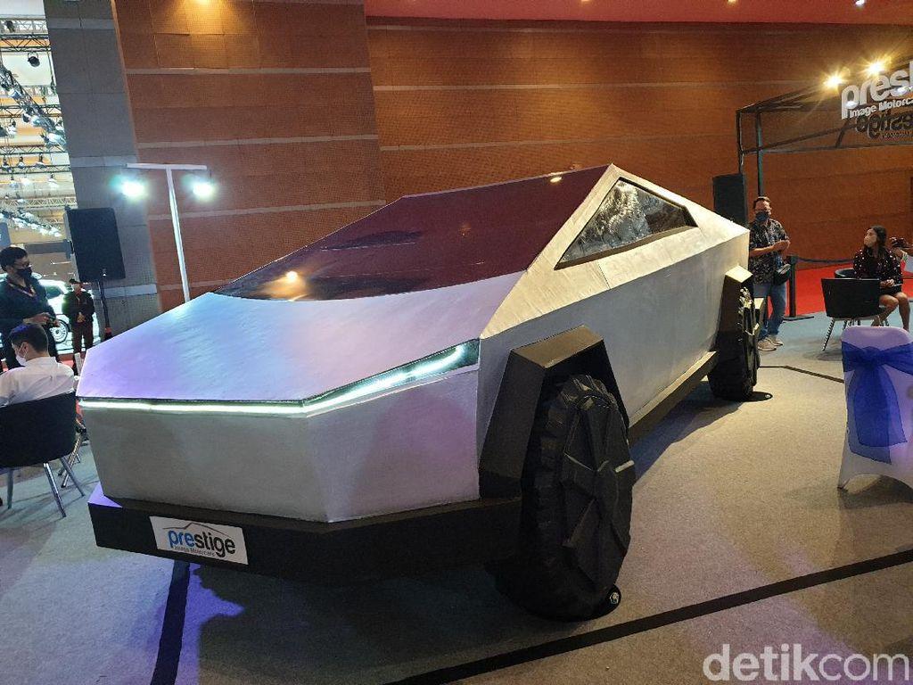 Tesla Cybertruck Sudah Terpesan 1 Juta Unit, Pejabat dan Artis Indonesia Ikut Masuk Daftar