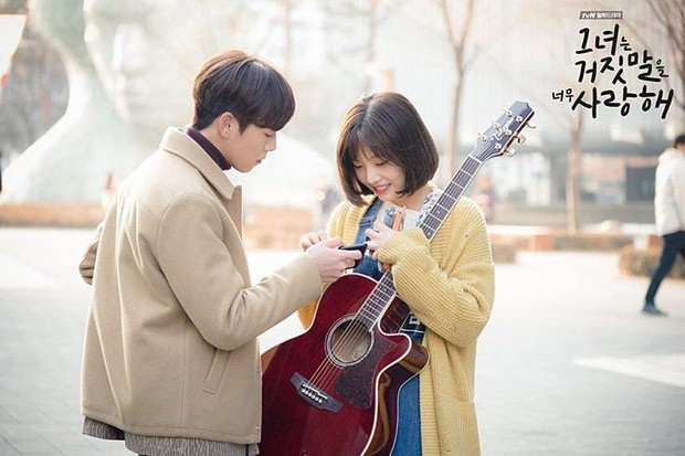 The Liar and His Lover/Sumber:instagram.com/theliarandhisloverofficial.tvn