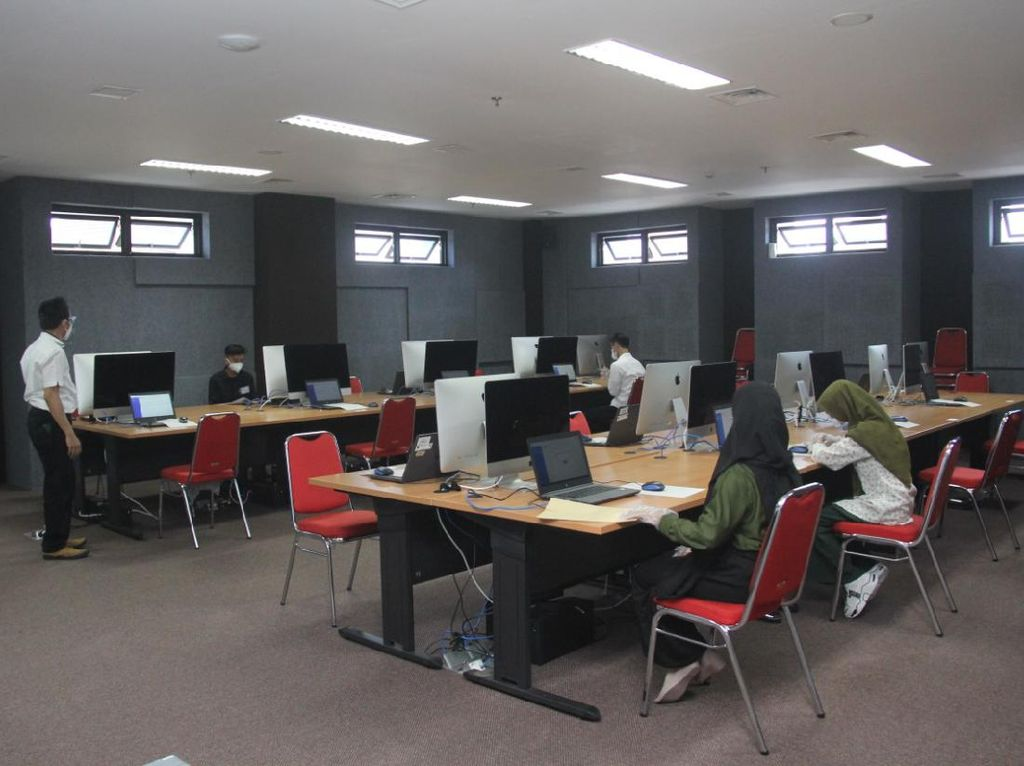 Universitas Brawijaya Gunakan 17 Gedung untuk UTBK-SBMPTN