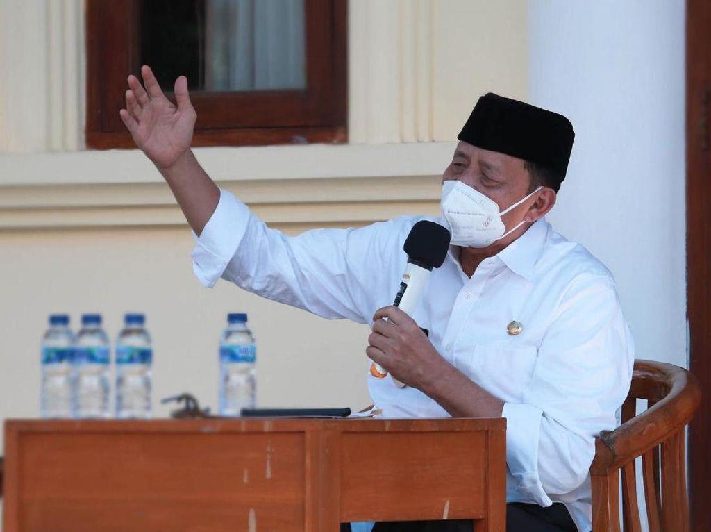 Gubernur Banten Siap Buka Sayembara Desain Tugu Pamulang Baru