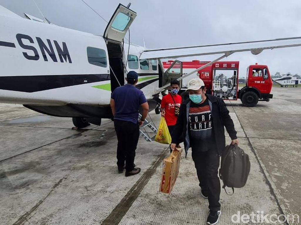 Beoga Papua Mencekam Diserang KKB, Puluhan Warga Dievakuasi ke Timika