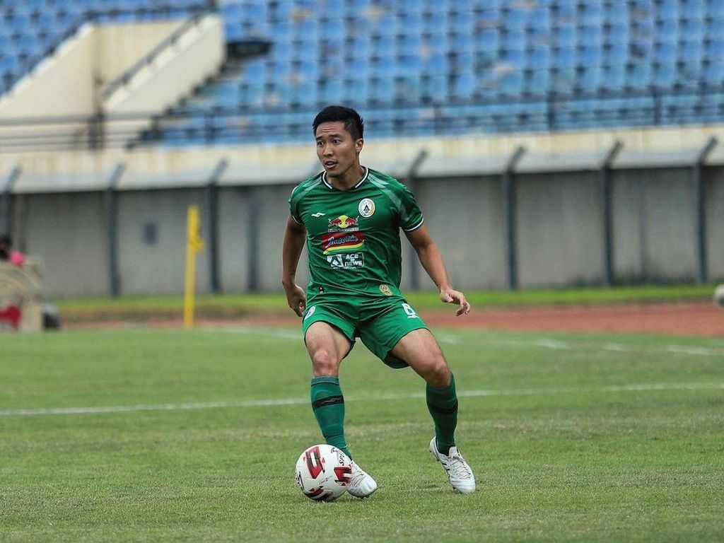 Arthur Irawan Masuk TC Timnas Indonesia