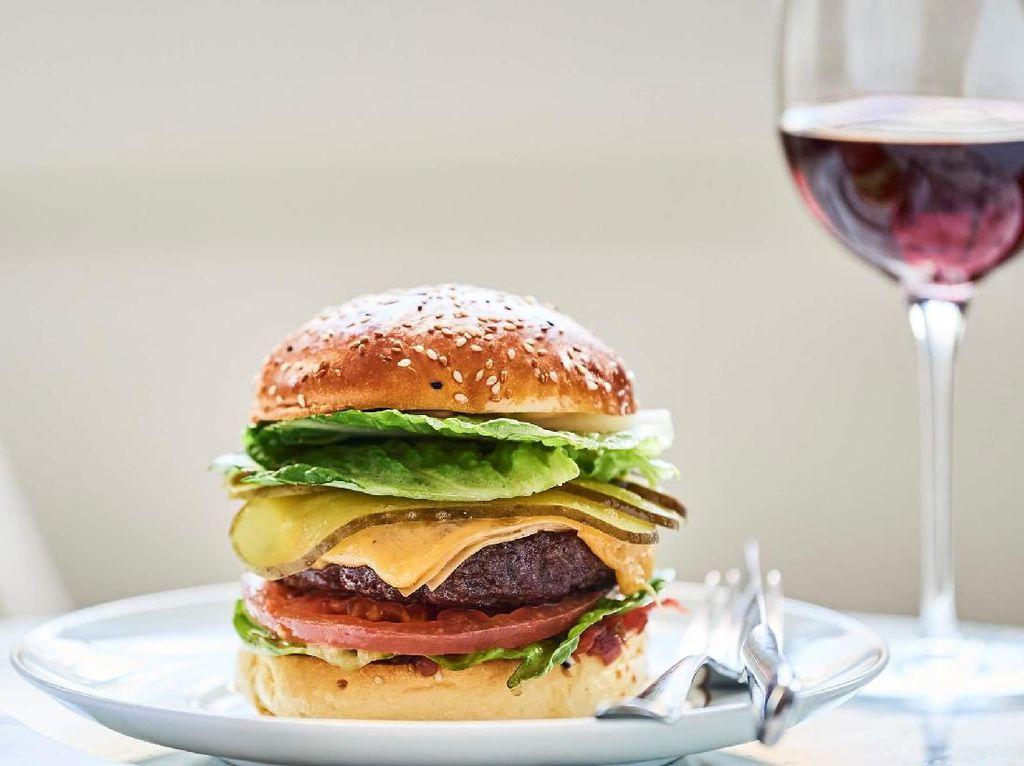 Imbas Corona, Hotel Belanda Jual Burger Michelin Seharga Rp 292 Ribu