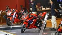 Deretan Motor Anyar Honda di IIMS Hybrid 2021