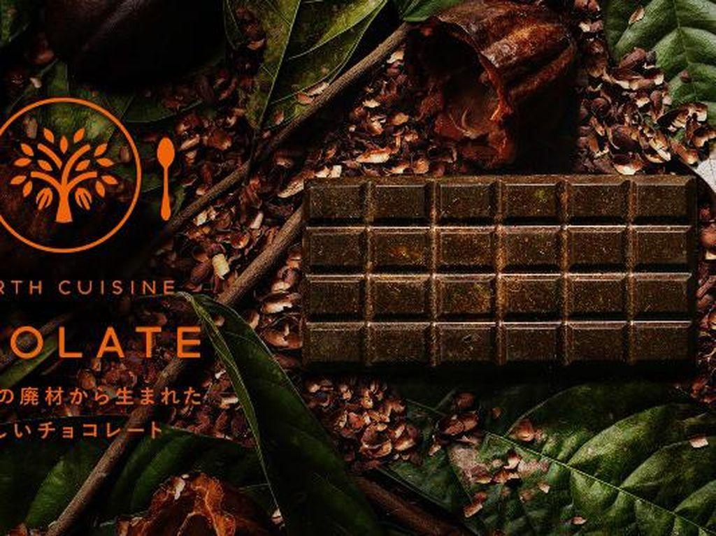 Keren! Cokelat Ini Dibuat untuk Atasi Masalah Limbah Makanan