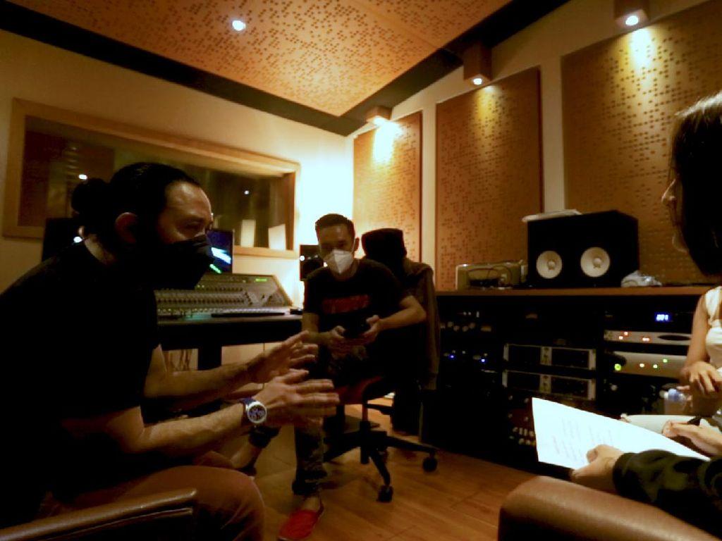Kenalan dengan Frank N Friends Proyek Musik dari Pepeng