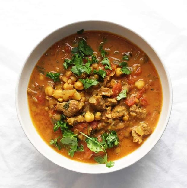 harira soup maroko