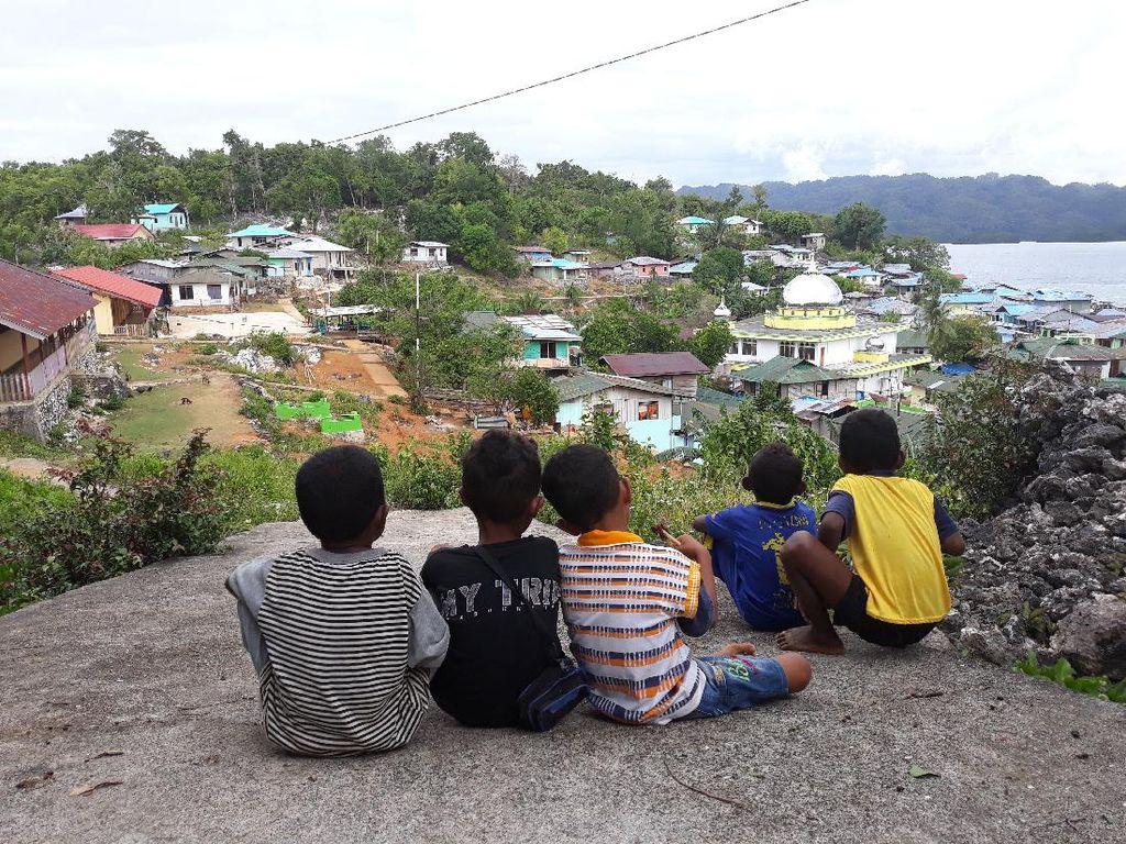 Kisah Kerajaan Islam di Fakfak Papua Barat, Ada Sejak Abad 16