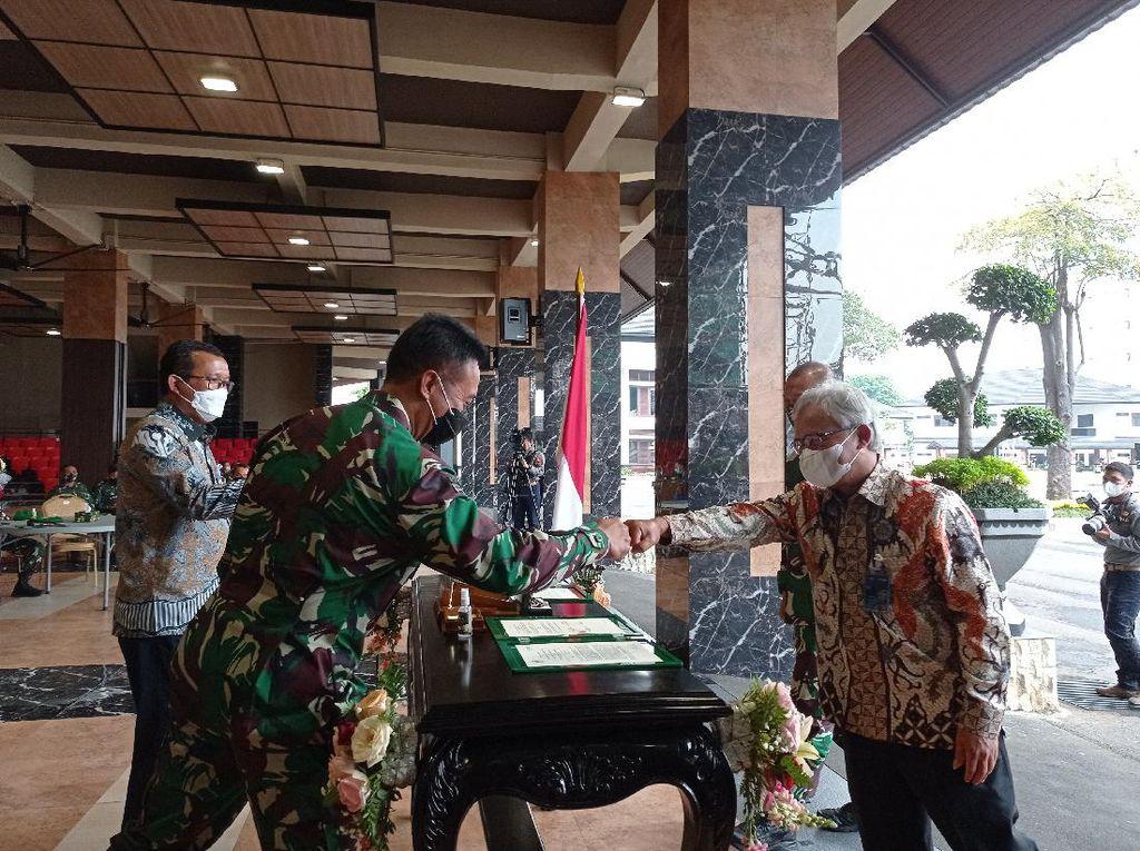 Ada 10.000 Rumah/Tahun Disiapkan buat Anggota TNI