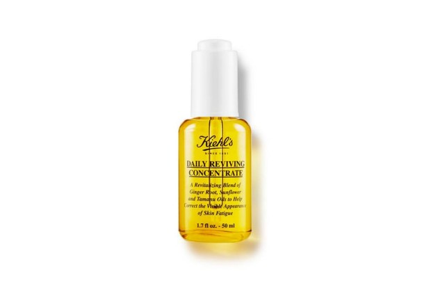 Kiehl's Daily Reviving Concentrate Face Oil.