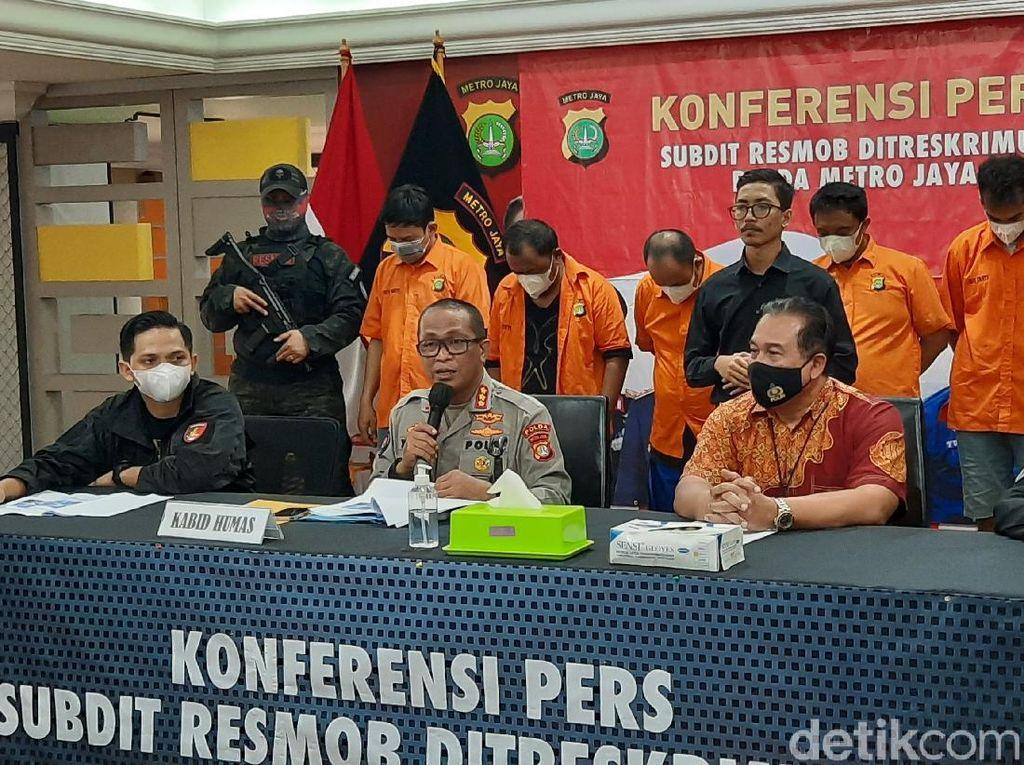 Rampok Modus Penggerebekan, Polisi Gadungan di Bogor Diringkus