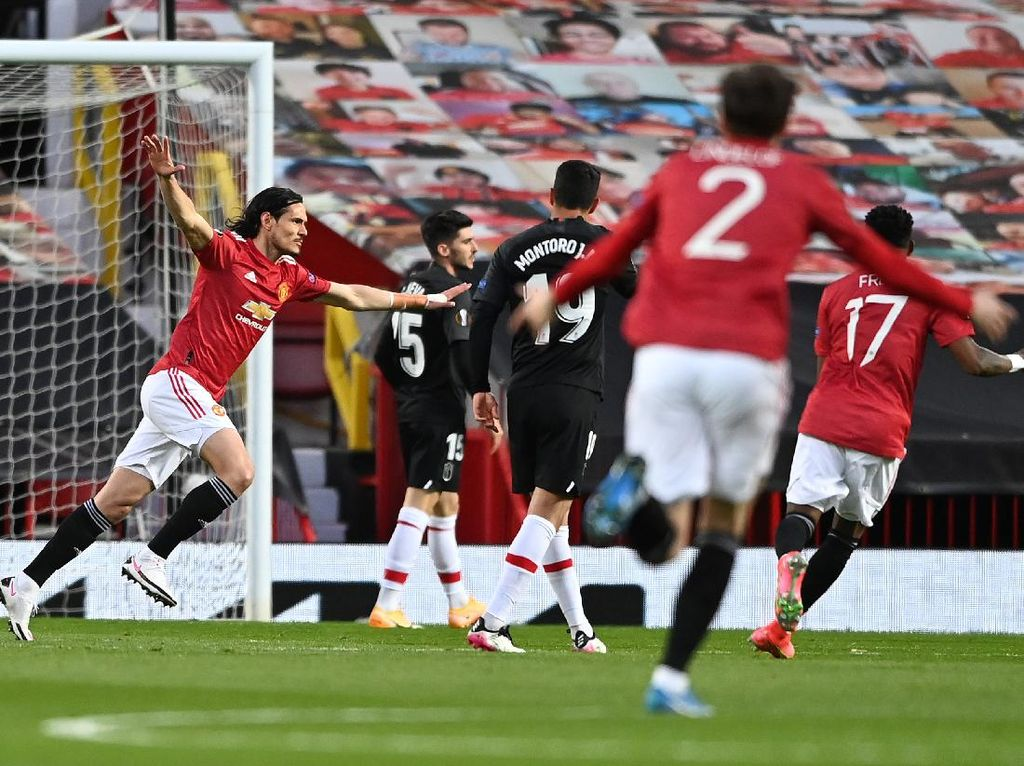 Man Utd Vs Granada: Setan Merah Lolos ke Semifinal Liga Europa!