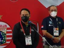 Prokes Piala Menpora Baik, Zainudin Amali: Izin Liga 1-2 Insyaallah Ada