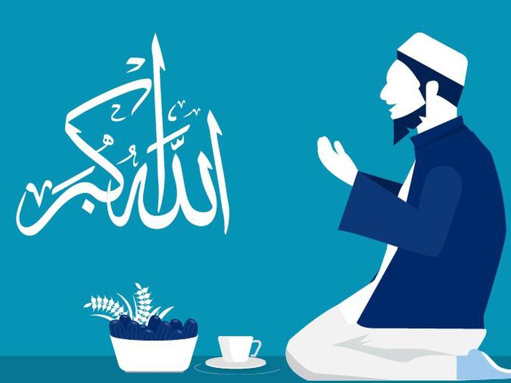 Doa Malam Lailatul Qadar yang Diajarkan Rasullullah