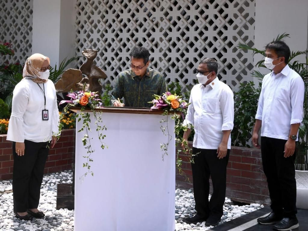 Istana Kepresidenan Kini Punya Ruang Konservasi Benda Seni