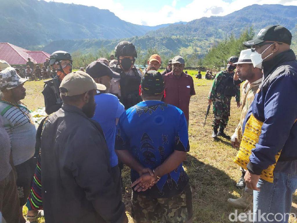 Kejamnya Kelakuan KKB Bunuh Siswa Papua