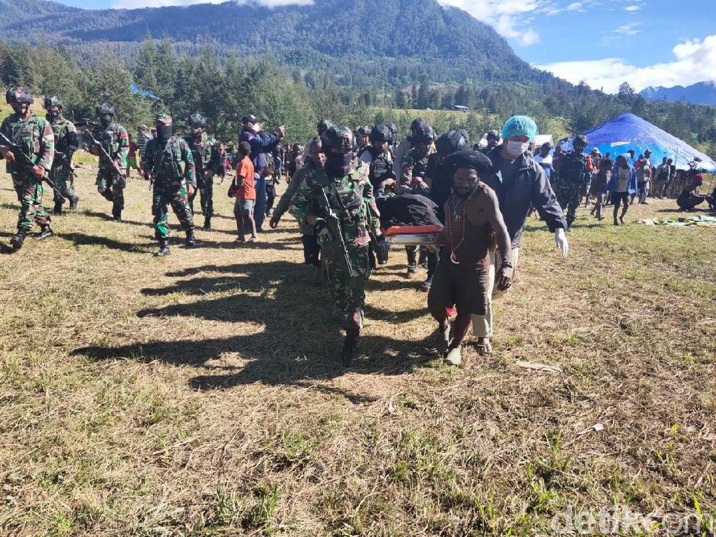 Pelajar Tewas Ditembak KKB Papua, Motor Dibakar