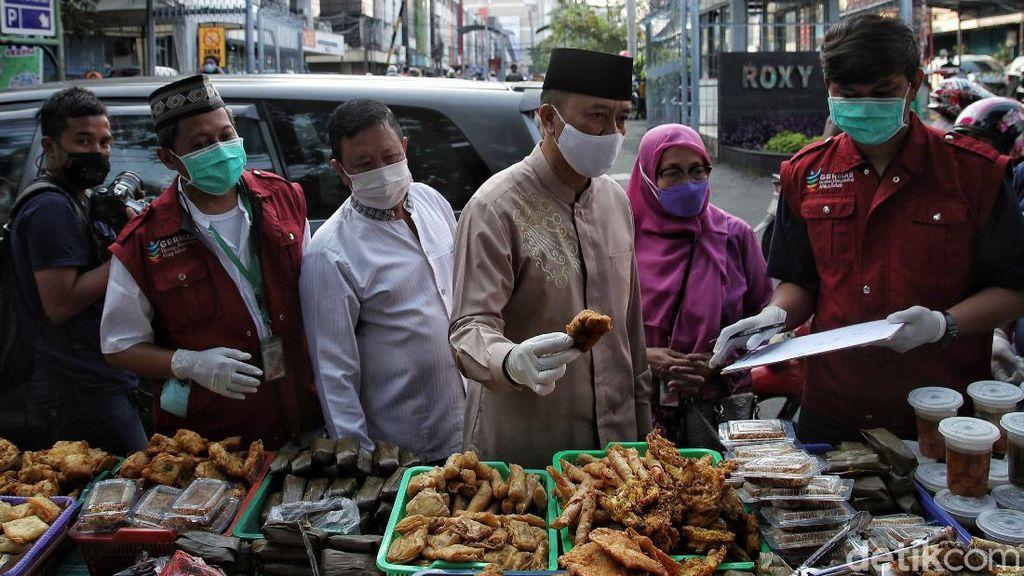 Puskesmas Gencar Lakukan Pemeriksaan Makanan Takjil