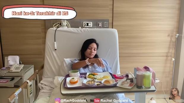 Rachel Goddard memiliki perasaan campur aduk pasca keputusannya/youtube.com/rachelgoddard