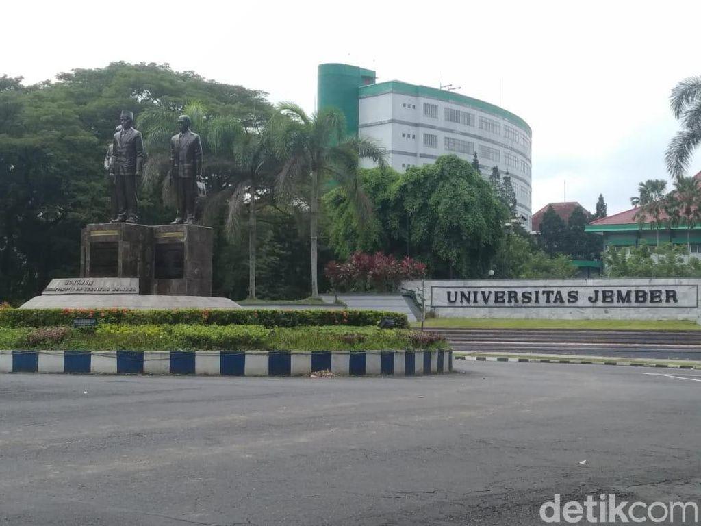 Rektor Universitas Jember Bebastugaskan Dosen Tersangka Pencabulan