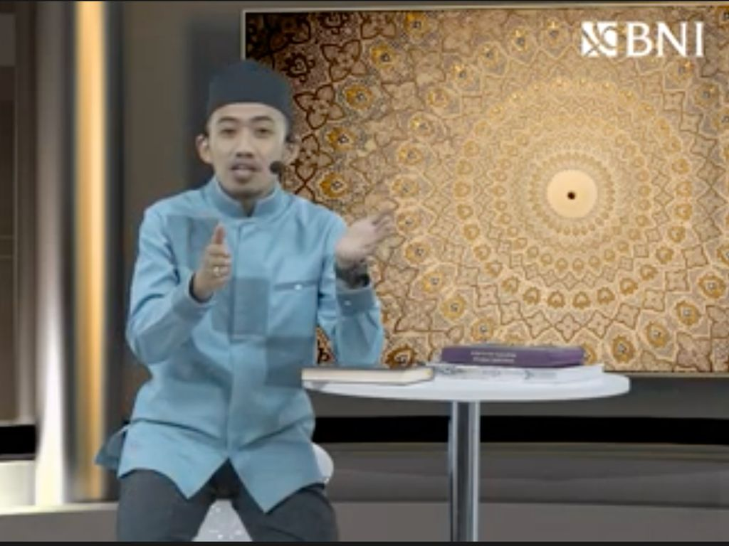 Ustaz Syam hingga Ustaz Wijayanto Beri Tausiah Online Selama Ramadhan