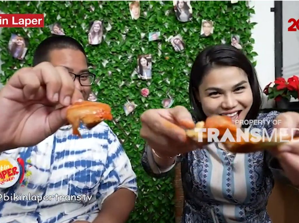 Bikin Laper!Gilang dan DJ Katty Kepedasan MakanJjampong Seafood dan Budae Jjigae