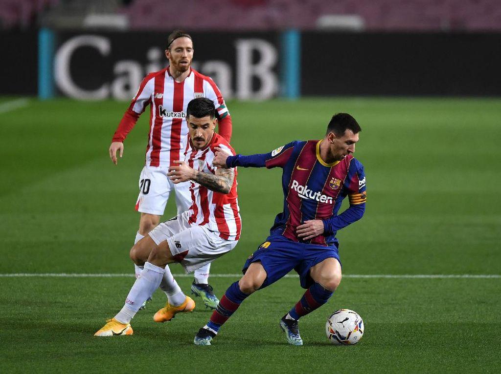 Final Copa del Rey: Head to Head Bilbao Vs Barcelona Ketat Banget!
