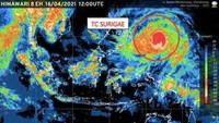 Pesan Waspada untuk 9 Provinsi Agar Siklon Surigae Diantisipasi