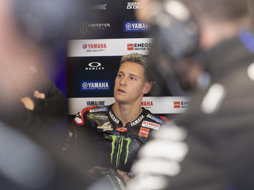 Hasil Kualifikasi MotoGP Portugal 2021: Quartararo Raih Pole Position