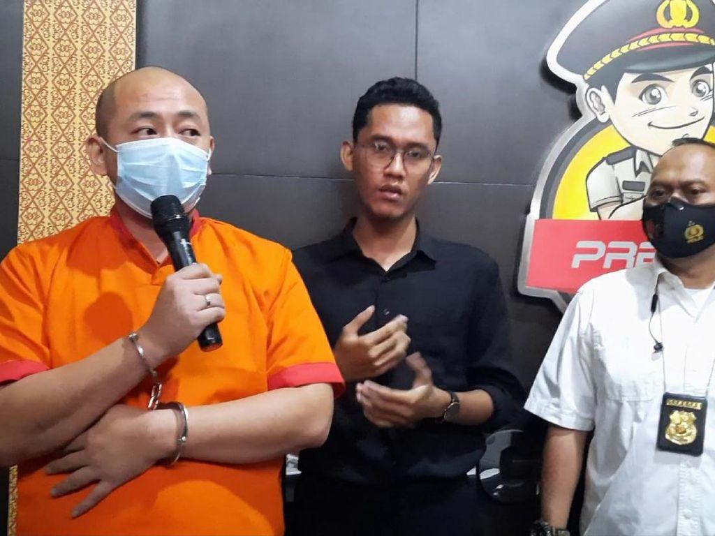 Aksi Jason Aniaya Perawat di Palembang Berujung Ditahan Polisi