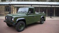 Land Rover Ini Akan Antar Pangeran Philip ke Peristirahatan Terakhir