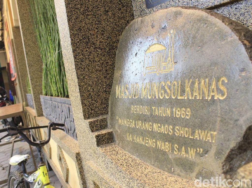 Mungsolkanas, Masjid Berusia 1,5 Abad di Bandung yang Pernah Disinggahi Sukarno