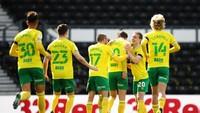 Usai Degradasi, Norwich Langsung Promosi Lagi ke Premier League