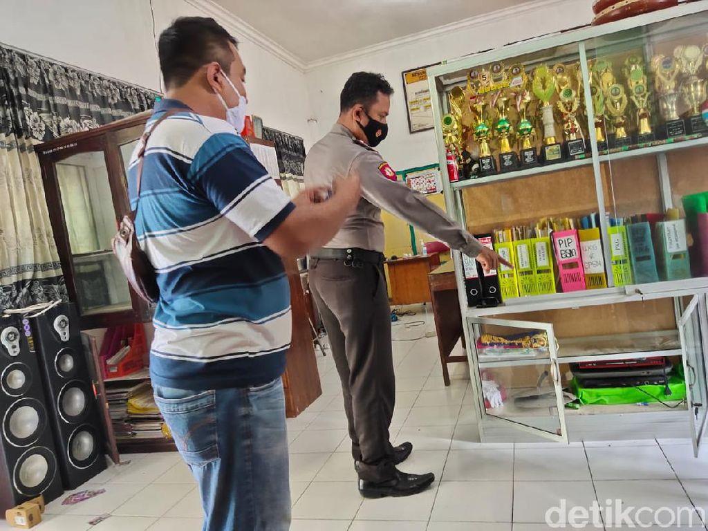 Maling Kembali Bobol SDN di Jombang, Uang dan Barang Senilai Rp 48 Juta Raib