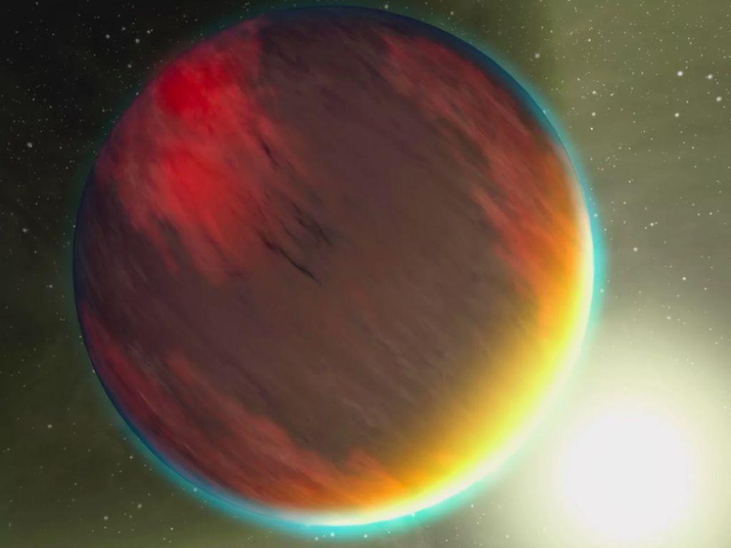 Planet Neraka Ditemukan, Logam Langsung Menguap