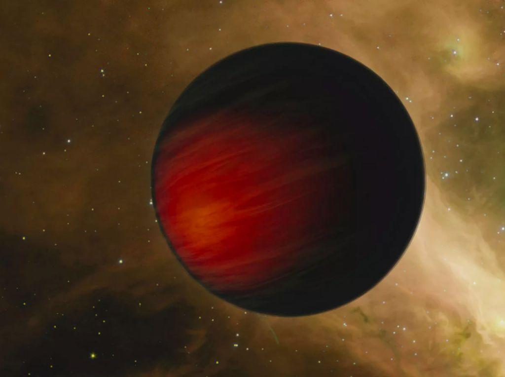 4 Planet Misterius Berkeliaran Terdeteksi NASA