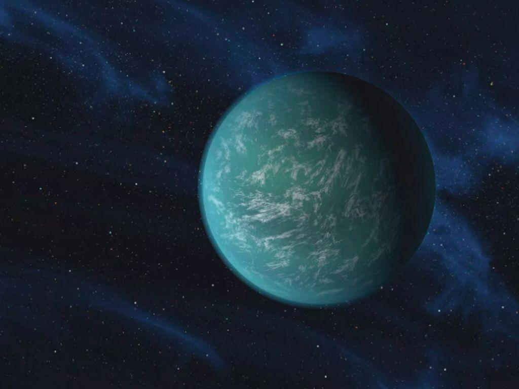 11 Tempat di Planet Lain yang Mirip Bumi