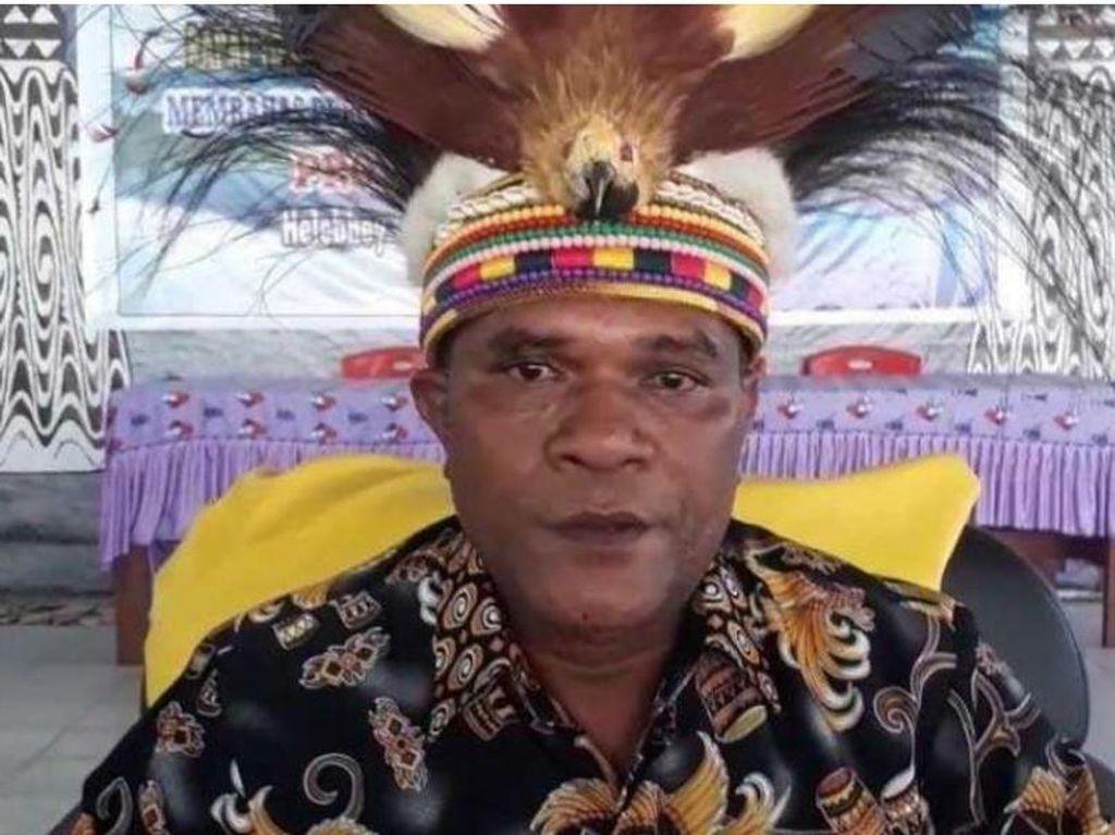 Putra Theys Eluay Kecam Aksi KKB Papua: Lukai Masyarakat Adat!