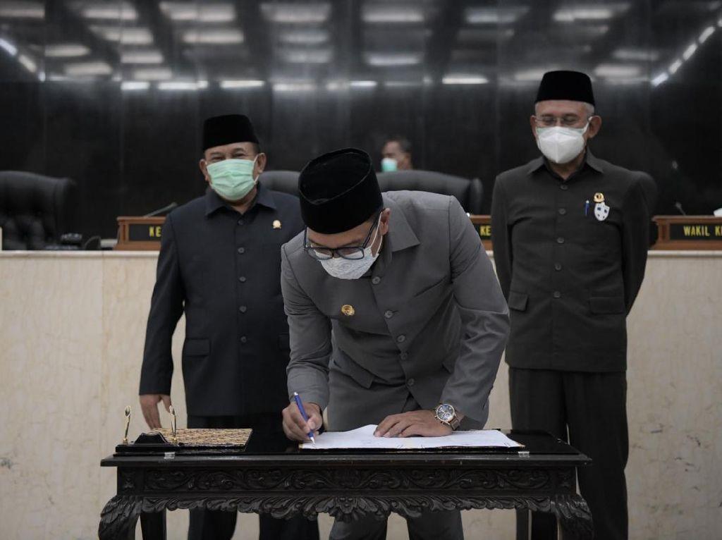 Ridwan Kamil Setujui Kabupaten Baru Bogor Timur dan Indramayu Barat