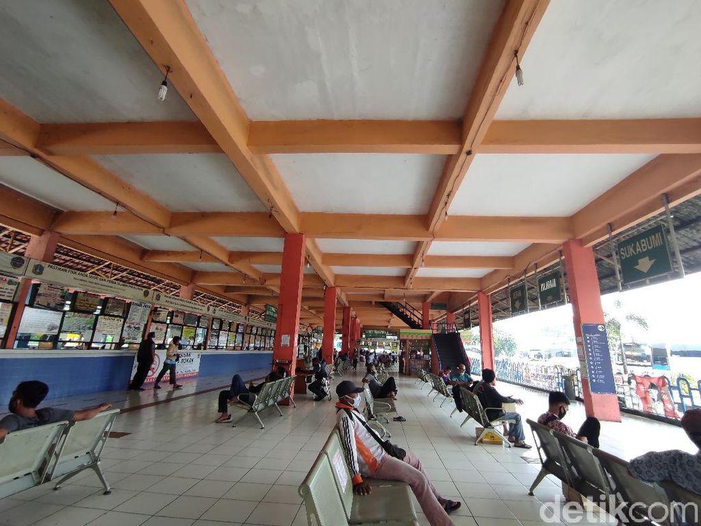 3.572 Penumpang Bus Masuk ke 4 Terminal Utama DKI, Naik 11%