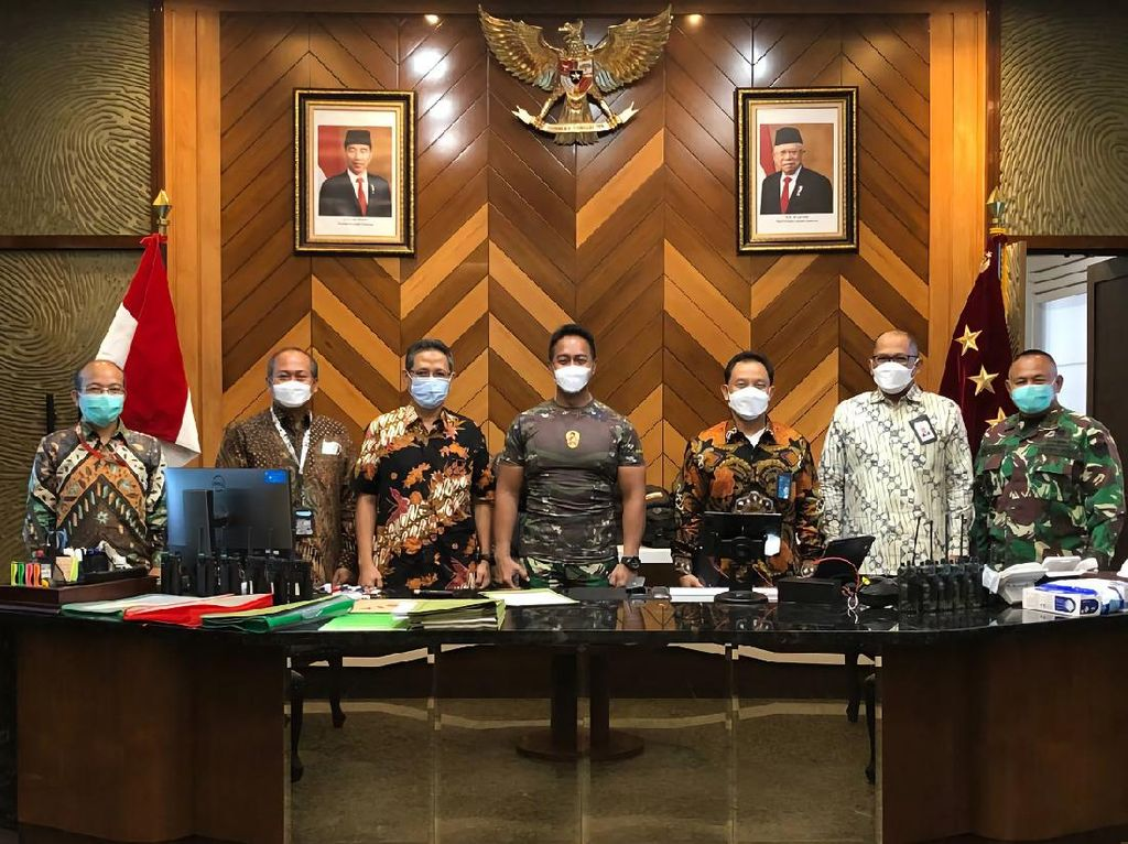 Telkom Perkenalkan Satelite On The Move, Solusi Mobilitas TNI