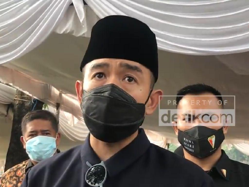 Pinta Keluarga Adiguna Sutowo: Doakan dan Maafkan Kesalahan Almarhum