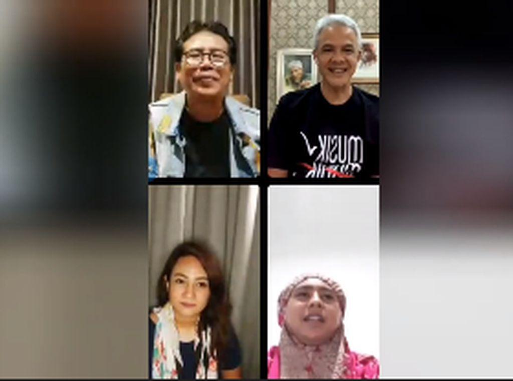 Guyon Ganjar Akan Colek Anies Gegara Diskotek Jakarta