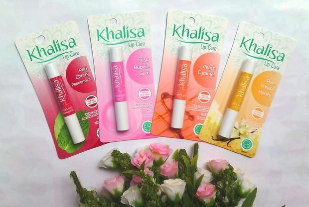 Khalisa Lip Care membantu menyehatkan bibir saat puasa/shoope.co.id