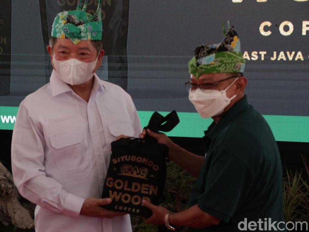 Kopi Kayumas Go Internasional dengan Nama Golden Wood Coffee Situbondo