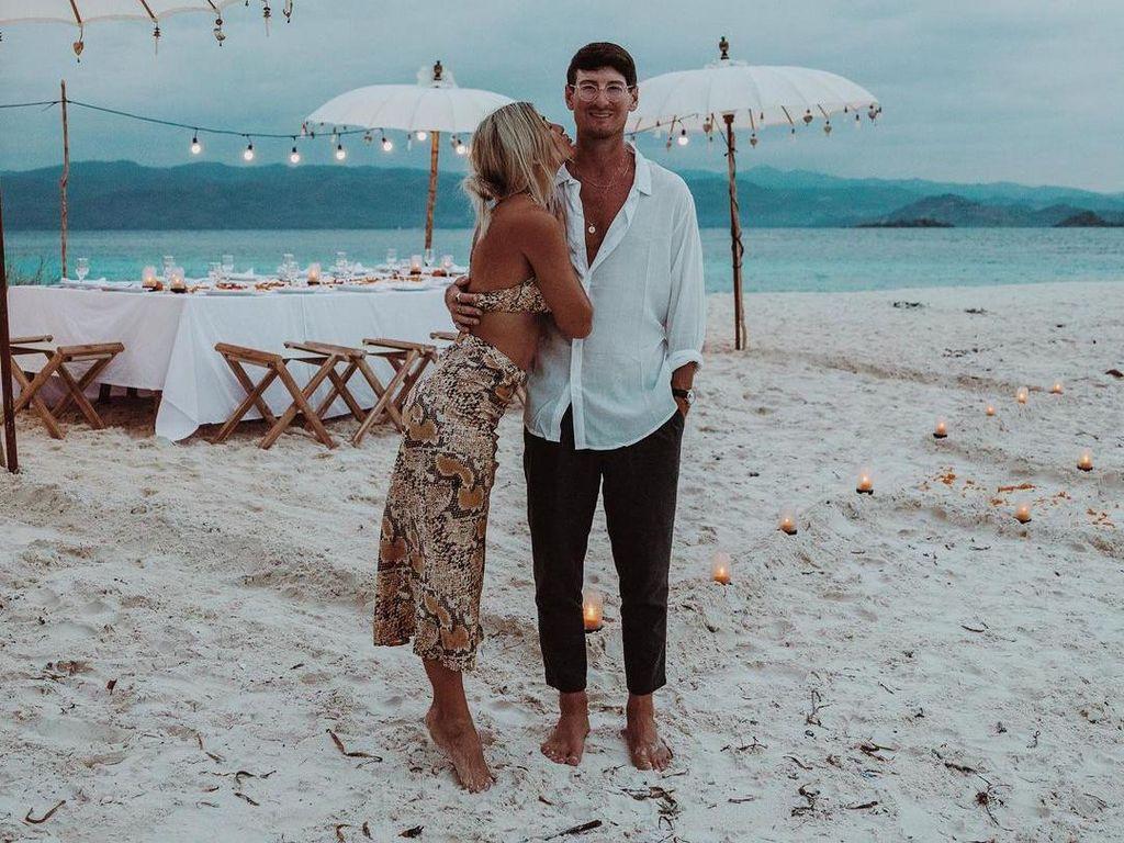 Potret Pasangan Viral yang Kini Putus, Tak Bahagia Meski Hidup Mewah di Bali