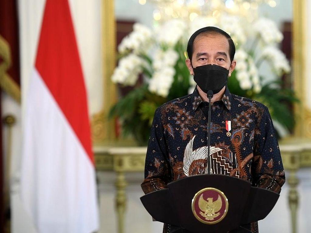 Pernyataan Lengkap Presiden Jokowi Terkait Hilangnya KRI Nanggala-402