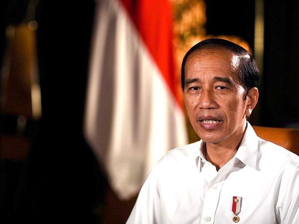 Jokowi Jamin Sekolahkan Anak Awak KRI Nanggala hingga S-1