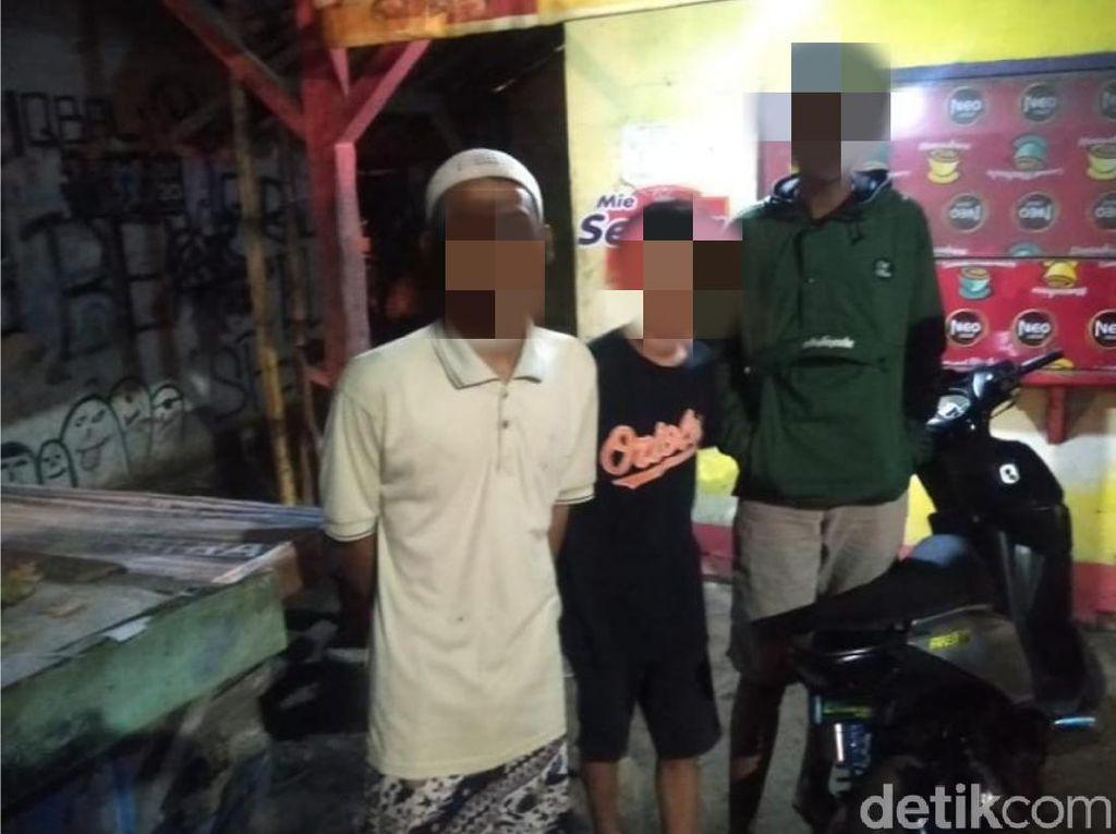 Perang Sarung Jelang Sahur, Sejumlah Remaja Cianjur Diamankan Polisi